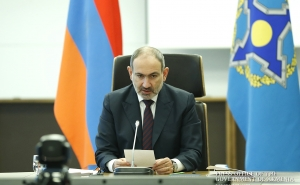 Pashinyan: Ruling Out Any Provocation, as well as Exchanging the War Prisoners and the Bodies of Victims is a Priority