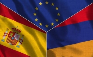 Spain Notified About The Completion Of Internal Procedures For The Ratification Of The Armenia-EU CEPA