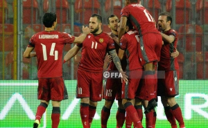 Armenia Get to Know its Opponents in WC-2022 Qualifiers