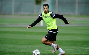 Henrikh Mkhitaryan: We'll Try to Cause Much Trouble to All the Teams
