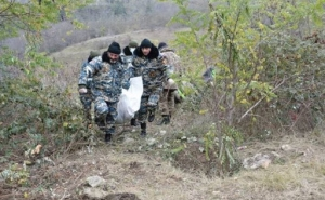 Artsakh Emergency Service: One of 3 fallen Soldiers Found Sunday is Identified