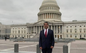 Armenian Ambassador to Attend Biden Inauguration