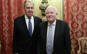 Lavrov, Head of UN Alliance of Civilizations Discuss Upcoming Conference