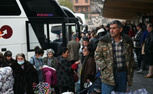 114 Refugees Return to Nagorno Karabakh in a Day