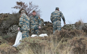 Five More Bodies of War Casualties Retrieved from Karabakh Conflict Zone