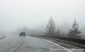 Some Roads are Closed in Armenia