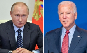 Vladimir Putin Had a Telephone Conversation with Joseph Biden