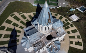 European Commission Deplores Azerbaijani Attacks on Shushi Cathedral During 2020 War