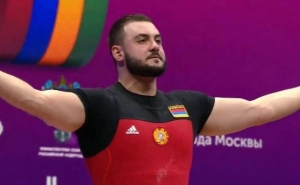 Samvel Gasparyan Wins European Champion Title, Arsen Martirosyan Becomes Vice-Champion