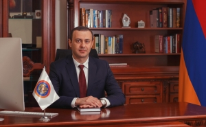 Armenia's Security Council Secretary to Visit Tajikistan and Russia