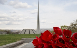 Lebanese Delegation Arrives in Yerevan to Attend Armenian Genocide Commemoration Event